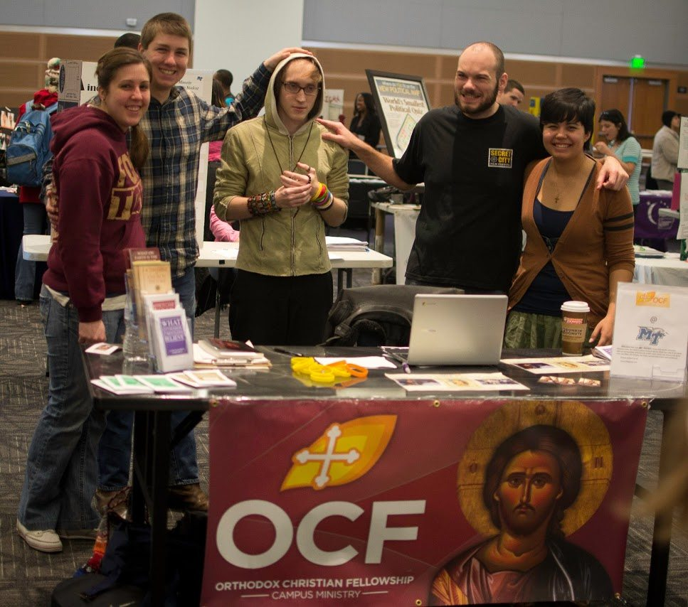 OCF Table at MTSU