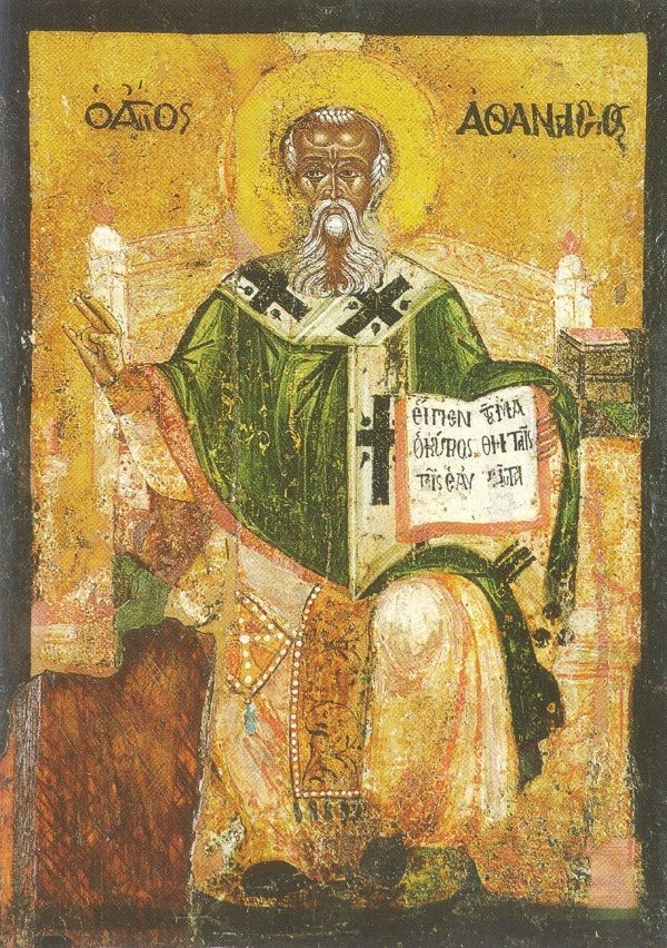 Get to Know the Church Fathers: St. Athanasios the Great