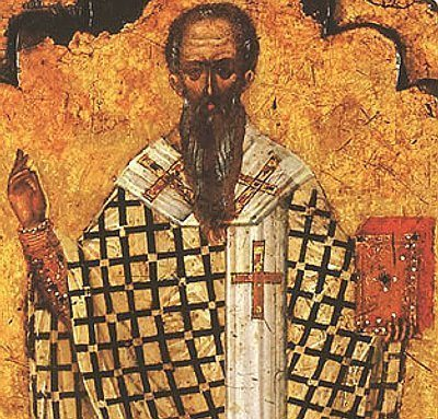 Get to Know the Church Fathers: St. Dionysios the Areopagite