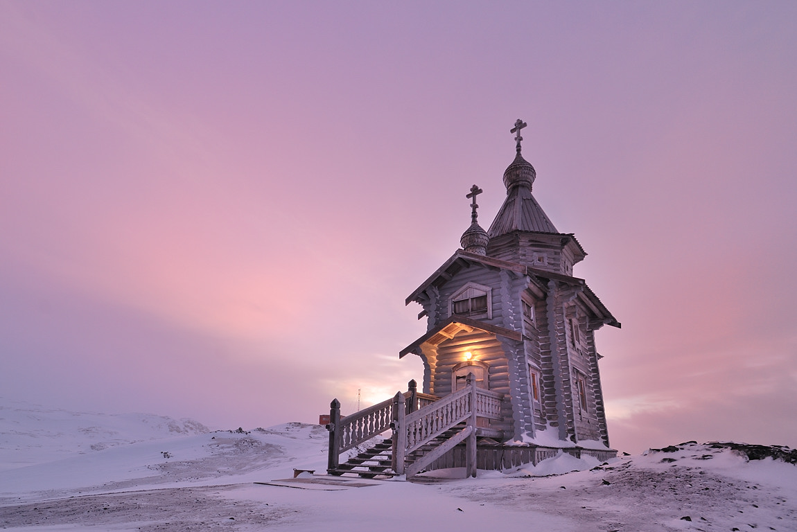 30 Cutest Churches in the World