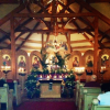 "My home parish <a href=""http://holytrinitypoconos.org/""Holy Trinity> <a/>"