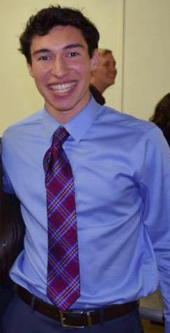 Yianni Gagianas, 2015-2016 SLB Chairman