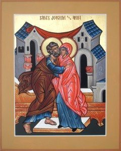 Icon by the hand of Dn. Matthew Garrett, used with permission