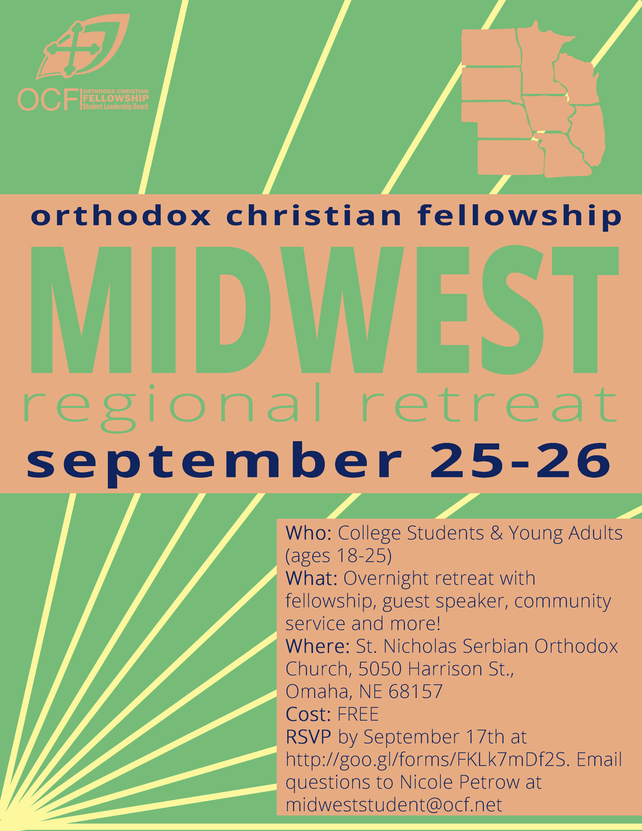 Fall 2015 Midwest Regional Retreat Preview