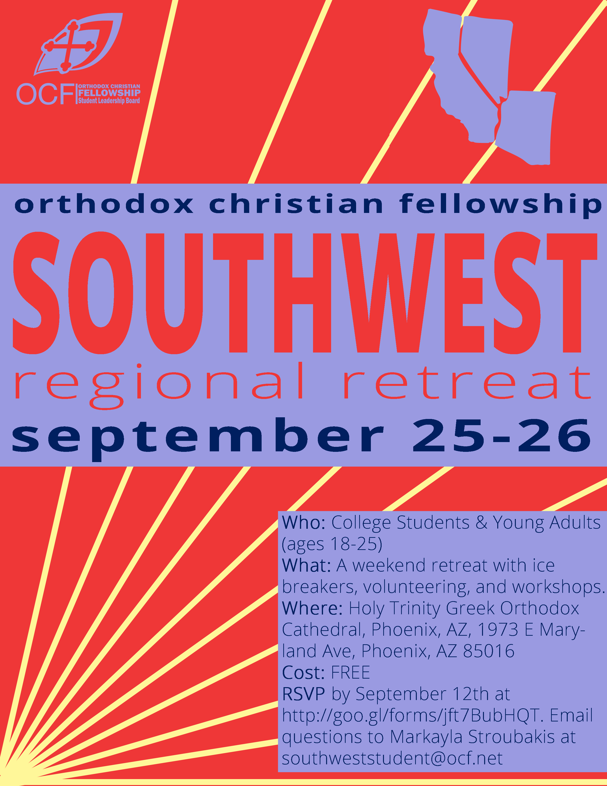 Fall 2015 Southwest Regional Retreat Preview