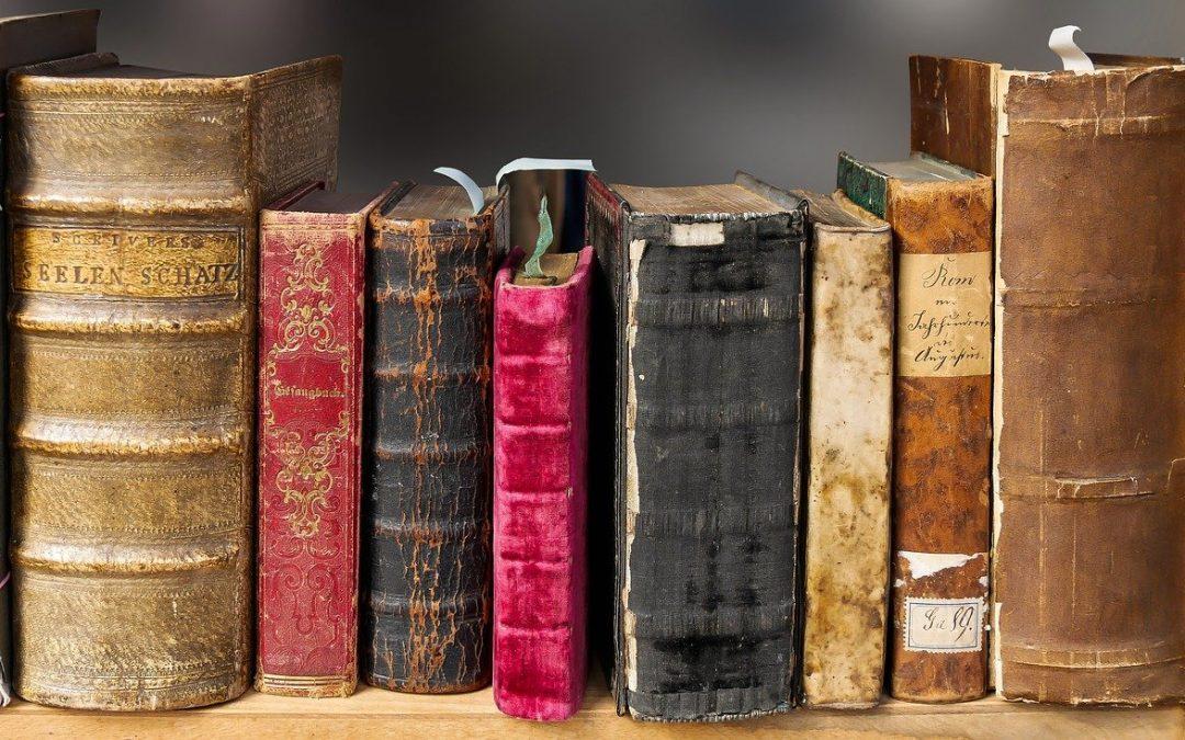 5 Spiritual Books for Chapter Study