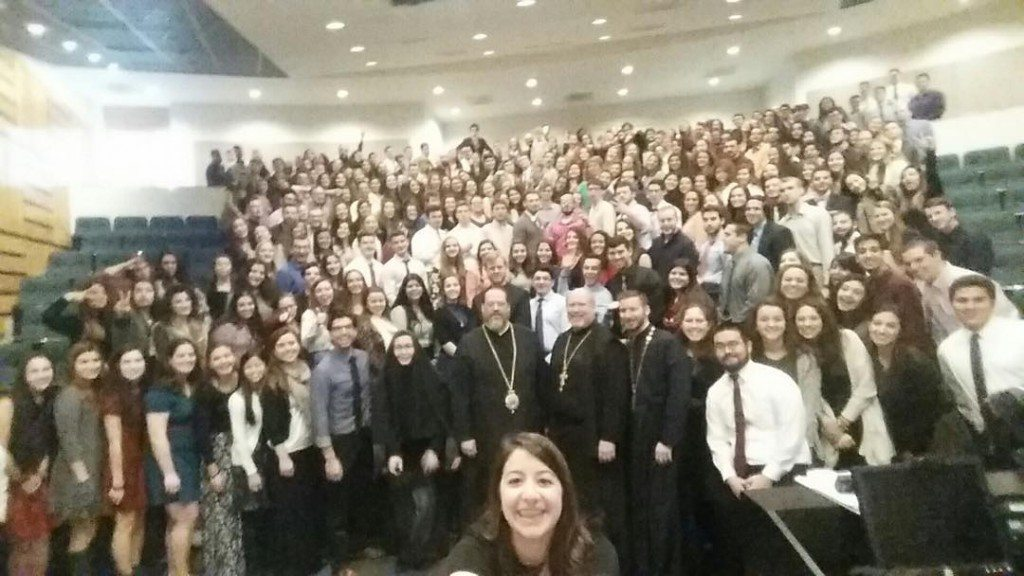 College Conference East 2015