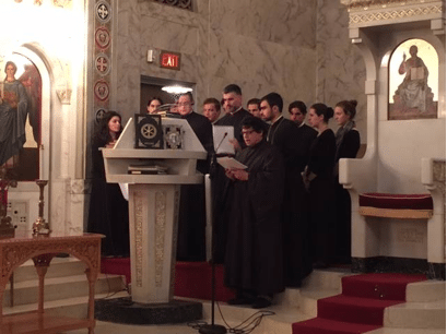 Orthodox Music: Byzantine Chant
