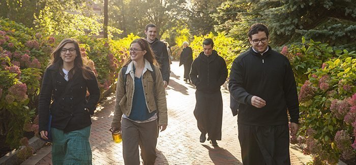 Semester of Faith at Hellenic College and Holy Cross!