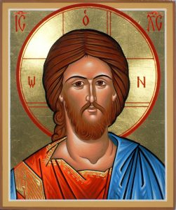 Icon by the hand of Dn. Matthew Garrett. Used with permission.