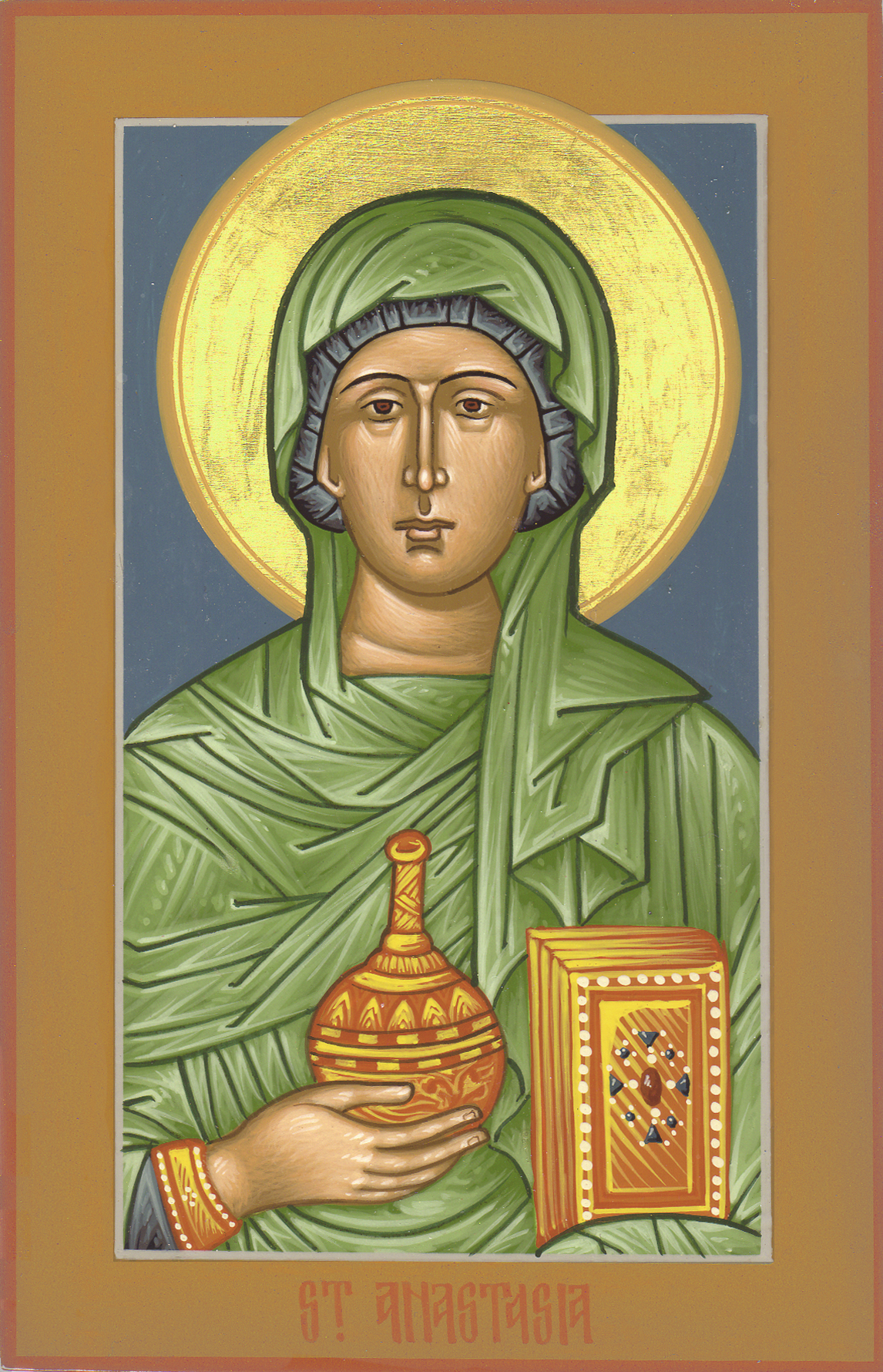 There's a Saint for That: St. Anastasia the Greatmartyr