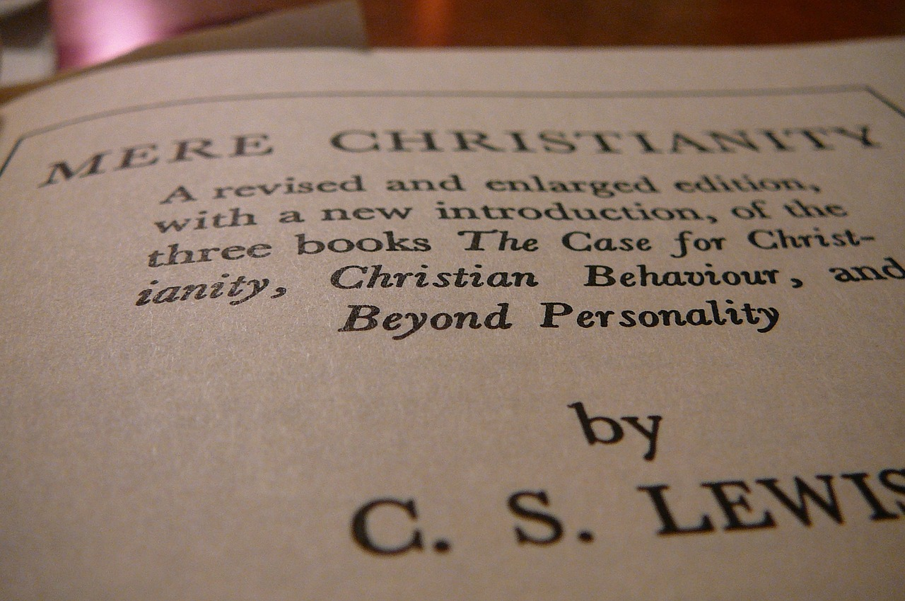 mere christianity book summary Get access to mere christianity book two summary essays only from anti essays listed results 1 - 30 get studying today and get the grades you want only.