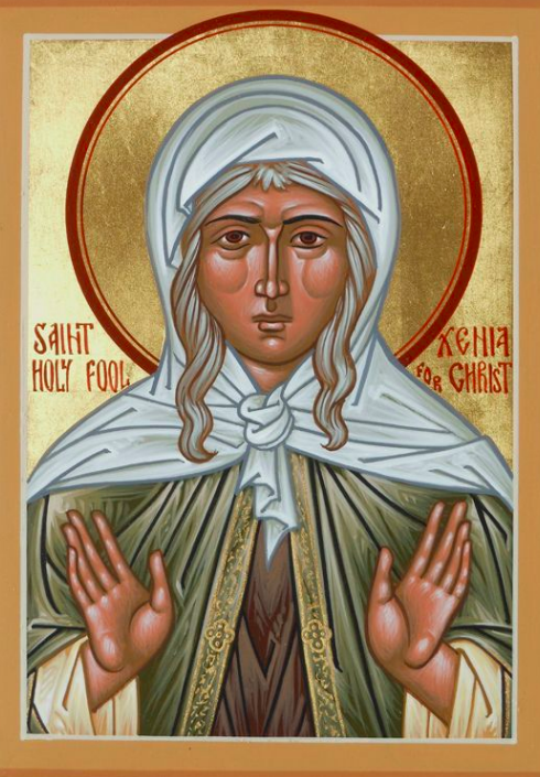 St. Xenia