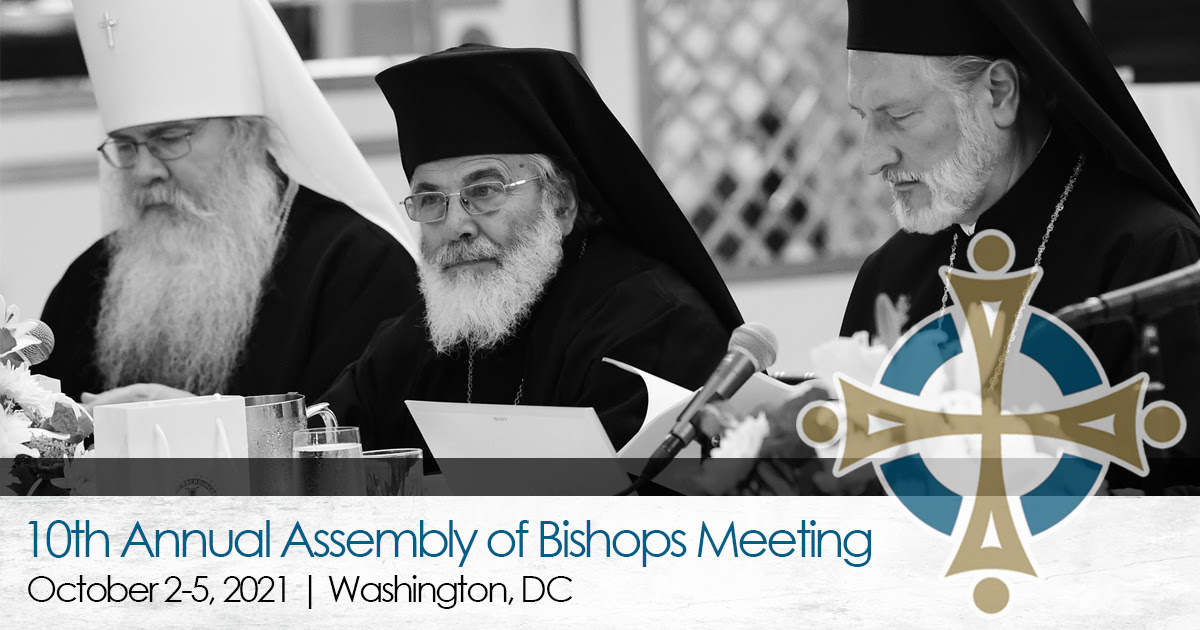 10th Annual Assembly of Bishops Meeting